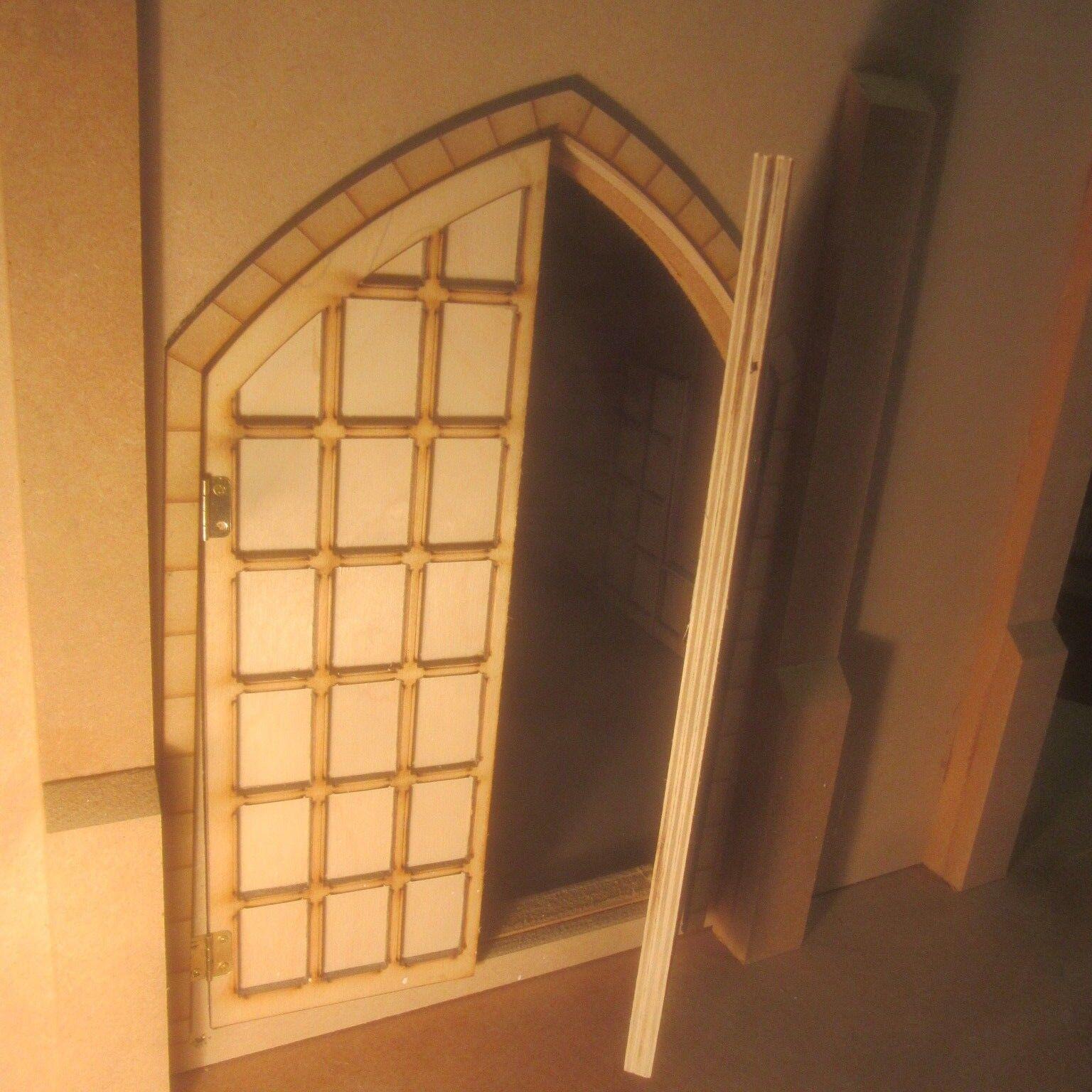1/12 Échelle Maison Maison Maison de Poupées Le Grand Hall inspiré par Harry Potter Dhd d12054