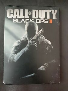 Details about Call of Duty Black Ops 2 II Steelbook Steel Book Canada (No  Game)