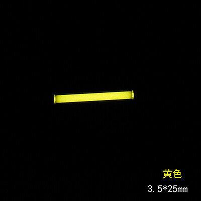 Details about  /Night Elf Titanium Alloy Self Luminescent EDC Tritium Trachea Pendant