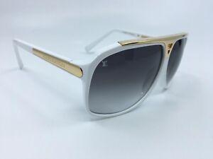 New Authentic Louis Vuitton Evidence Sunglasses E #60H