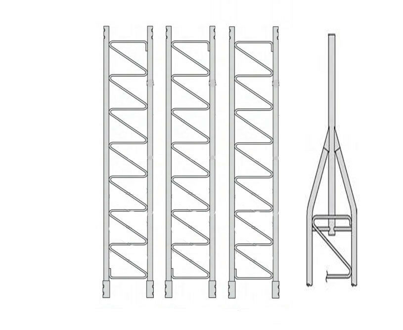 ROHN 45G Series 40' Basic Tower Kit. Buy it now for 1272.00
