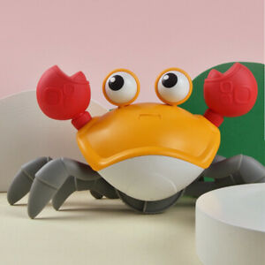 Cartoon-Animal-Crab-Baby-Bath-Water-Toy-Kids-Bathroom-Beach-Clockwork-Toys