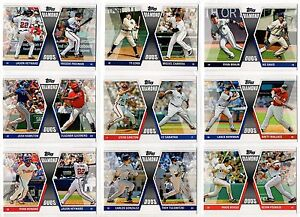 2011-Topps-Diamond-Duos-Insert-You-Pick-The-Player-Card-Finish-Your-Set