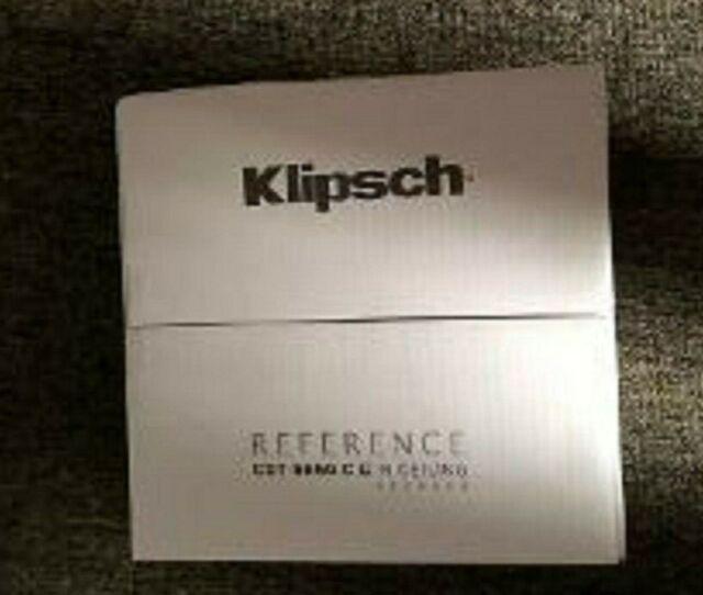 Klipsch CDT-5650-C II In-Ceiling Speaker Brand New Factory Sealed