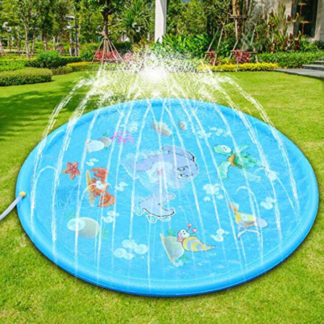 Water Sprinkler Toy Kids Outdoor Fun
