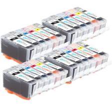 24 Ink Cartridges (6 Set) for Canon Pixma MP980, MP990, MX860
