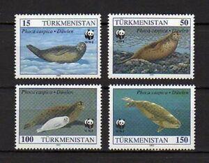 15731-Turkmenistan-1993-MNH-New-Wwf-Phoca-4v