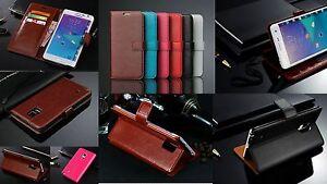 Flip-Slim-Tasche-Etui-Schutz-huelle-Klapp-Case-Samsung-GALAXY-Note-Edge-Folie