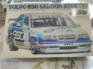1/24 Volvo 850 Saloon Btcc Tamiya Des Performances InéGales