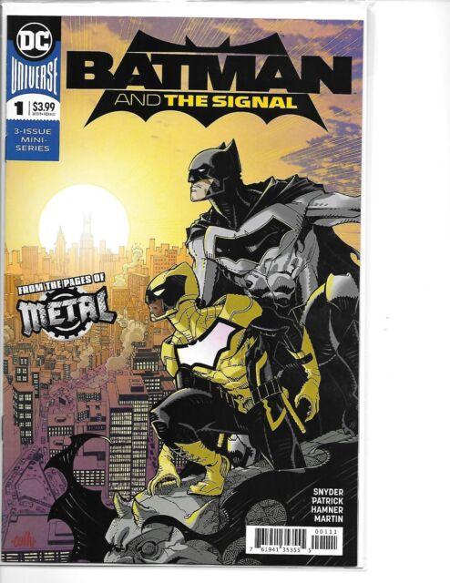 DC Comics Batman and the Signal #1 2018 NM