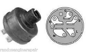 murray riding mower ignition switch 5 post 91846 300687. Black Bedroom Furniture Sets. Home Design Ideas