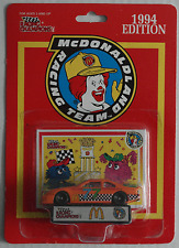 "Racing Champions - Ford T-Bird orange ""McDonaldland Racing Team"" Neu/OVP"