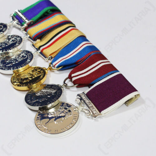 Nickle Six Mounting Pin Back Full Size 6 SPACES FULL SIZE MEDAL BROOCH BAR