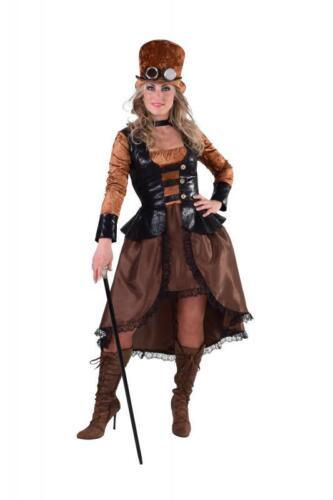 Steampunk Viktorianisch Barock Rokoko Kostüm Kleid Rokokokostüm Pirat Piratin