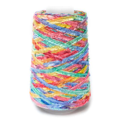 100 grammes cône plume nylon multi fils env 360m 749