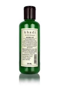 Khadi-Herbal-Shampoo-Neem-Sat-Herbal-Product-Natural-Goodness-210-gm