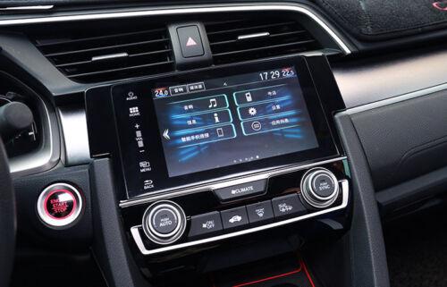 9 Inch Screen Protector Film Films Car Navigator For Honda Civic Sedan 2016-2018