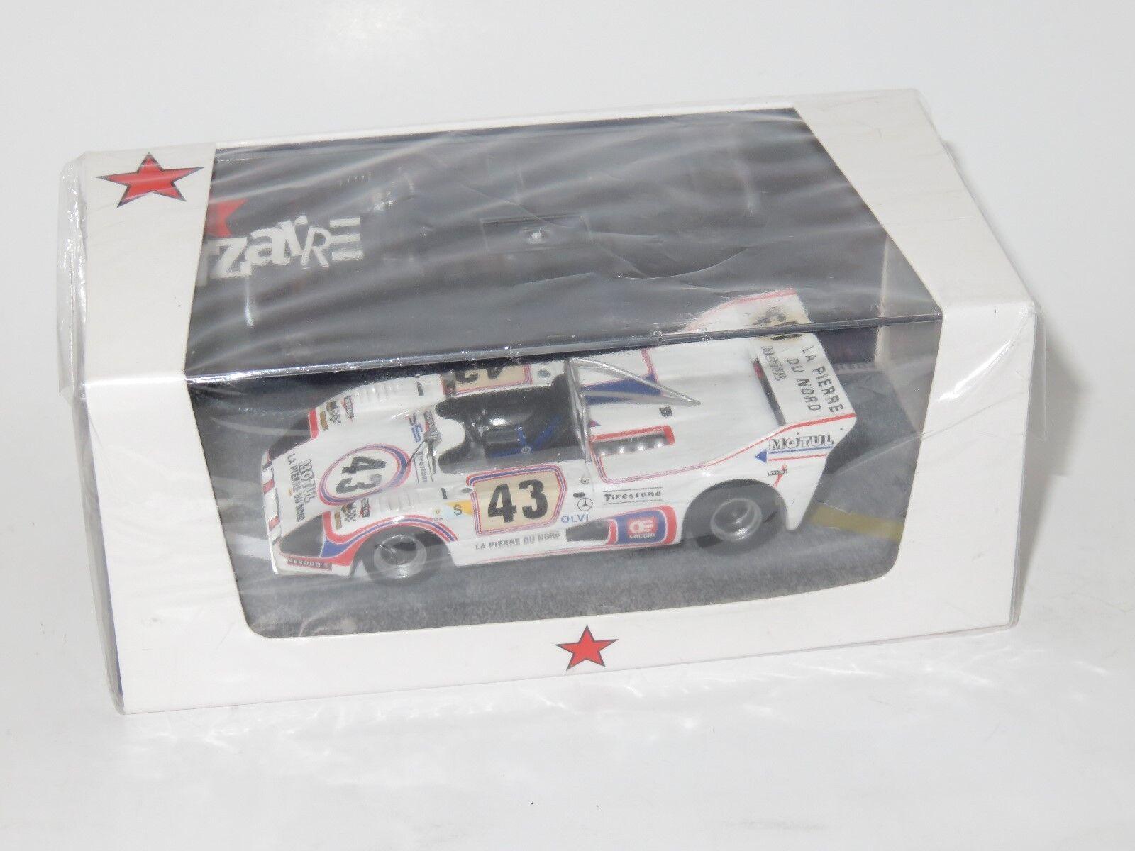 1/43 Lola T292 ROC Chrysler Simca Le Mans 24 ore 1974  43