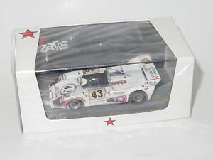 1/43 Lola T292 ROC Chrysler Simca   Le Mans 24 Hrs 1974 #43