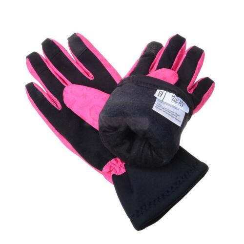 Boys Girls Touch Screen Winter Warm Waterproof Gloves for Ski Cycling Snowboard