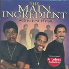 Greatest Hits 0090431942123 by Main Ingredient CD