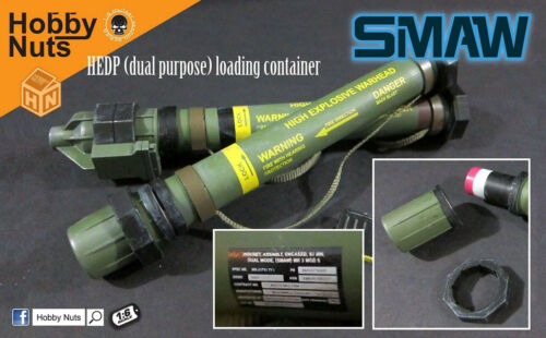 HOT FIGURE TOY 1//6 Scale SMAW MK153 Shoulder-Launched Multipurpose Assault