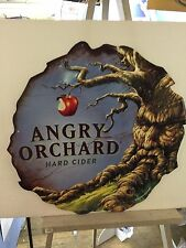 Angry Orchard Sign