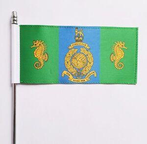 Commando-Logistic-Regiment-Royal-Marines-RM-Deluxe-Table-Flag