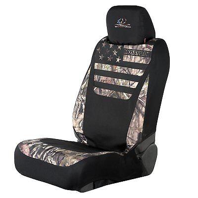 Awe Inspiring Mossy Oak Camo Americana Seat Cover Flag Camouflage Auto Car Truck Ebay Dailytribune Chair Design For Home Dailytribuneorg