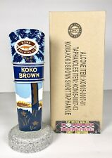 """Kona Brewing Fire Rock Pale Ale Paddle Beer Tap Handle 10"""" Tall Brand New In Box"""