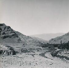 IRAN c. 1960 - Panorama Vallée du Mendjil - Div 10249