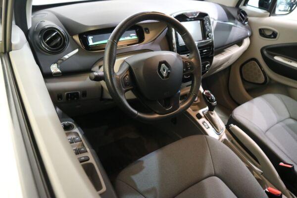 Renault Zoe  Intens billede 10