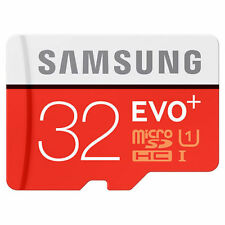 Samsung 32GB Micro SD SDHC TF Memory Card Class 10 For Smart Phone Tablet DVR