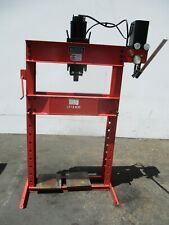 Nugier Model H50 14 Hydraulic H Frame Press Best In The Business 50 Ton