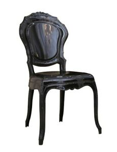 Belle-Ghost-Chair-Replica-Black-Furniture-Fetish-AUS-WIDE-SHIPPING