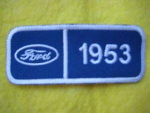Ford-1953-Service-Dealer-Uniform-Hat-Patch-4-X-1-5-8