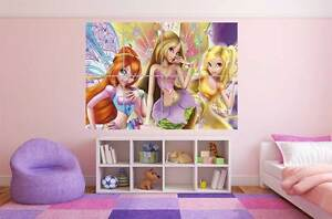 WINX Poster Grand format A0 Large Print