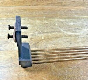 Old Clock Chime Bar Five Rod Chimes 13 3/4 Inches Long      (LL5022)