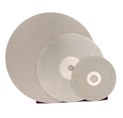 "6/"" 150mm Wet Dry Diamond Sanding Disc 80-1500 Grit Polishing Pad Angle Grinder"