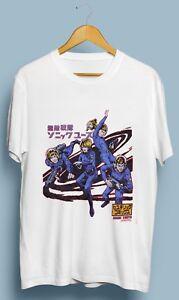 Vintage-Sonic-Youth-90-039-s-Japan-Poster-Retro-T-Shirt-Gildan-Size-S-M-L-XL-2XL