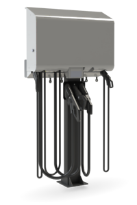 AC Mode 3/DC Mode 4 Wall Charge Complex 60kW