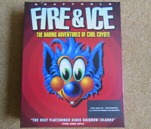 New-Rare-Sealed-Fire-and-Ice-Acorn-Archimedes-Computer-RISC-OS-game-BNIB