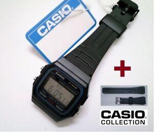 00a98a9f55bc Caricamento dell immagine in corso Reloj-Digital-CASIO-F91W-1YER-SPORT-Con- Correa-