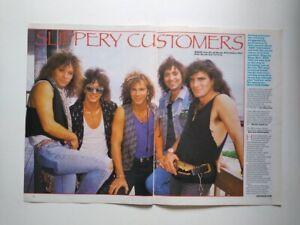 Jon-Bon-Jovi-Vinnie-Vincents-Invasion-Raven-Cirith-Ungol-clippings-UK-England