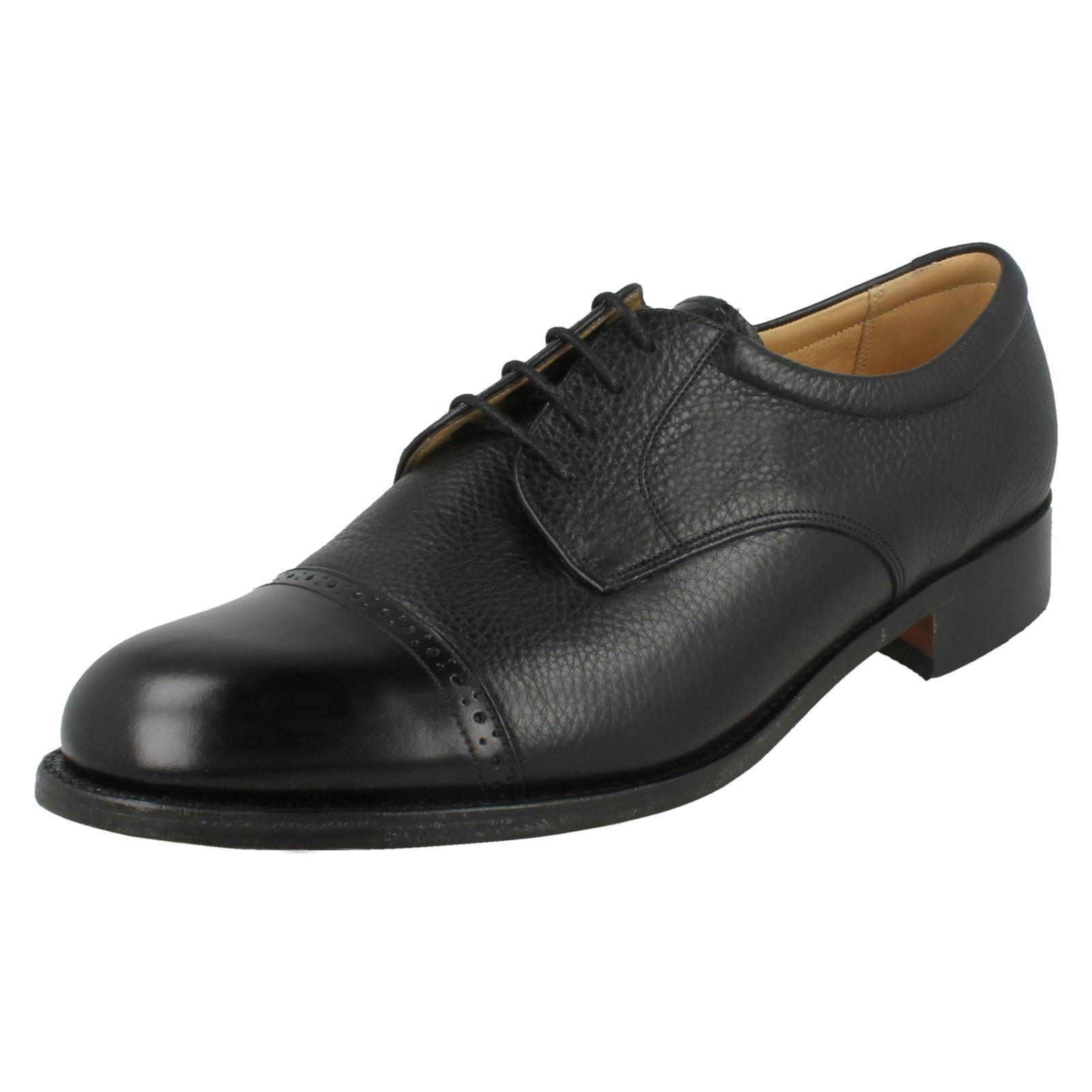 Billig gute Qualität Mens Barker Formal Shoes Staines