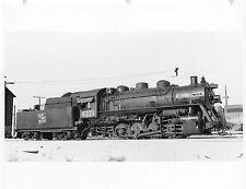 GG511 RP 1954 GTW GRAND TRUNK WESTERN RAILROAD ENGINE #8371 ELSDON YARD CHICAGO