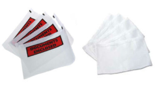 Document Enclosed Envelopes Wallets qty 1000