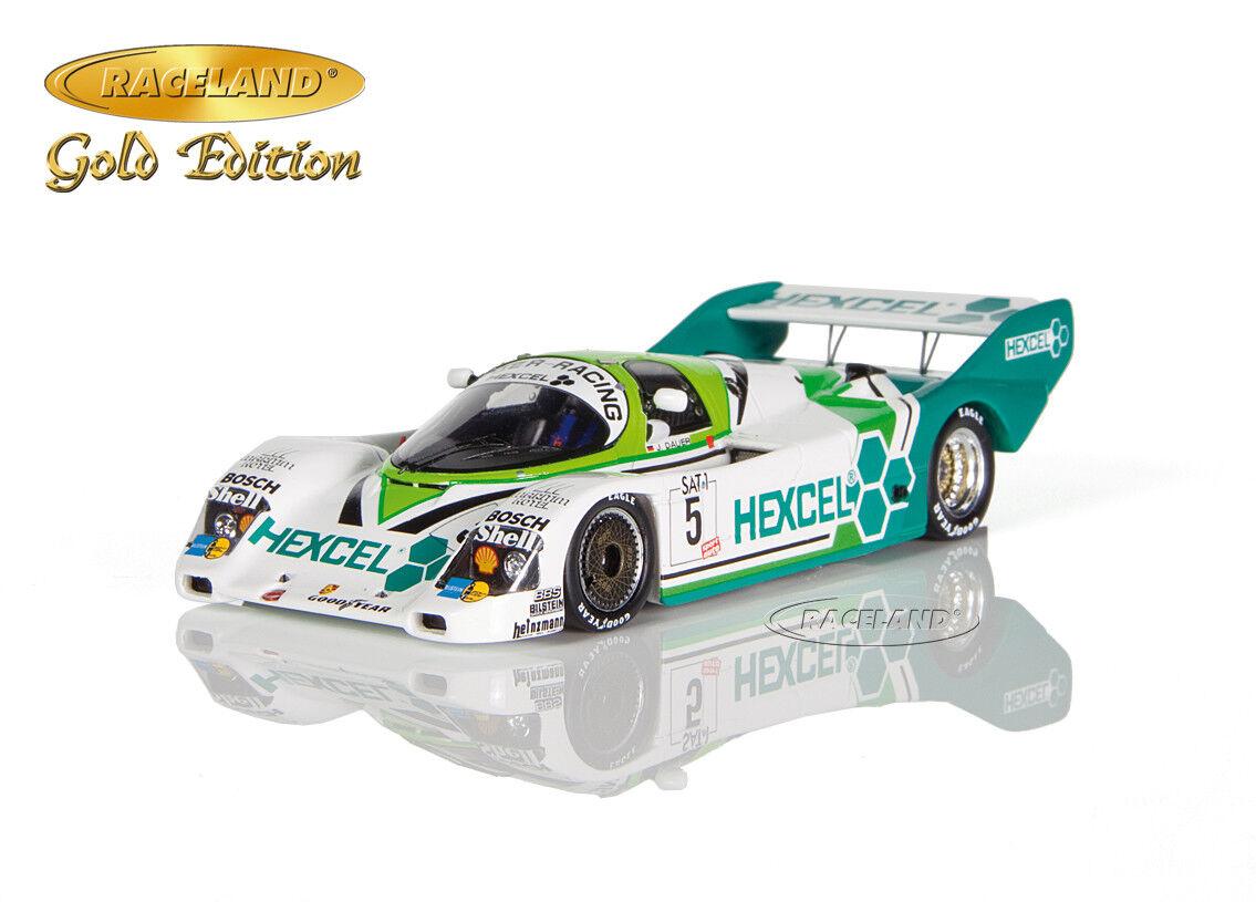 PORSCHE 962c Hexcel Supercoppa NURBURGRING 1989 Jochen durata, Raceland SPARK 1 43