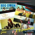 Obsession: Two Stereo Albums + Bonus Singles by Reg Owen & His Orchestra (CD, May-2013, Jasmine)