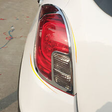 Rear Tail Light Chrome Cover Moulding For Mokka Buick Encore 2013 14 15 16 2017